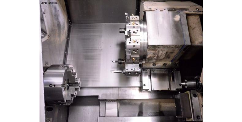 CNC lathe Doosan PUMA 240 B 2 axes (10004) Used Machine tools | Rdmo