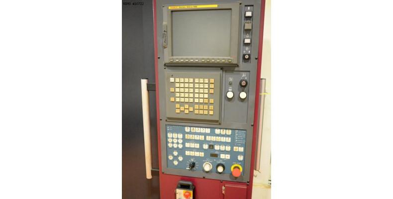 Horizontal machining center Okk HP500S 4 axes (10722) Used Machine ...