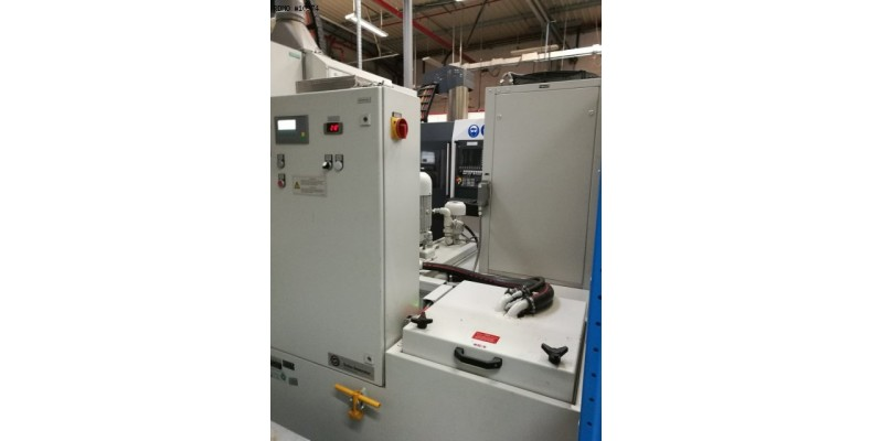 Cnc Sharpening Machine Haas Gmbh Multigrind Ca 5 Axes