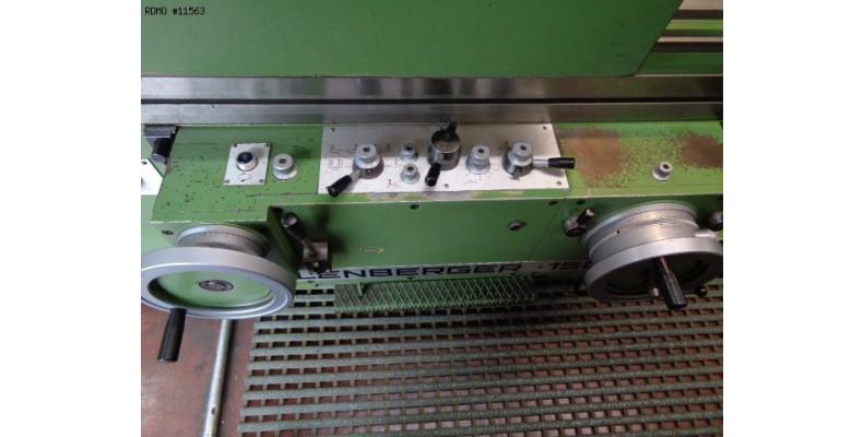 Cylindrical grinder Kellenberger 1500 U-175 (11563) Used Machine ...