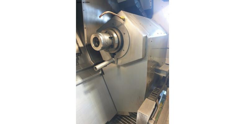 Turn-mill center Mori Seiki MT 1500 S (11890) Used Machine tools ...