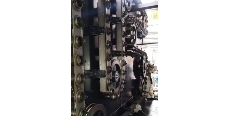 Horizontal machining center Mazak HCN 6000 II 4 axes (11902) Used ...