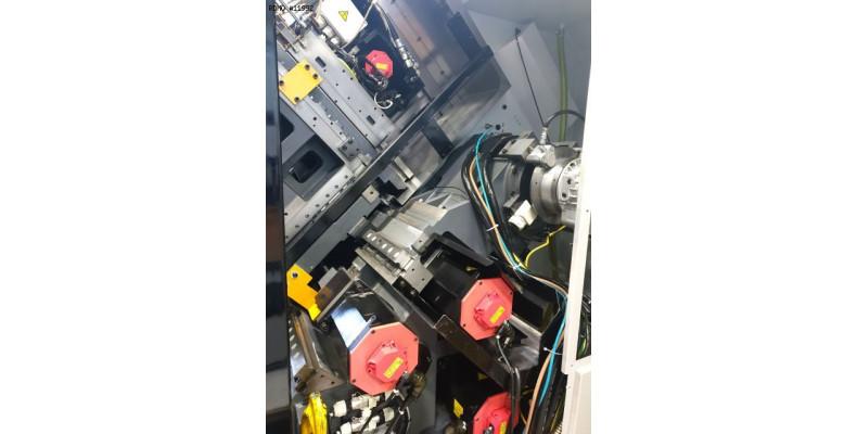 CNC lathe Mori Seiki NZ 2000 T3Y3 12 a (11992) Used ... on