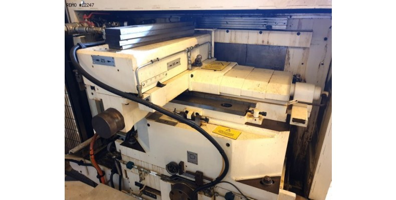 Centerless grinder cnc Lidkoping CL 630 (12247) Used Machine tools ...