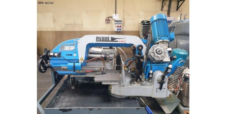 Saw Pilous ARG 240 (12312) Used Machine tools   Rdmo