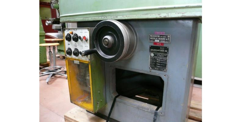 Surface Grinder Scledum Rtm 370 2692 Used Machine Tools