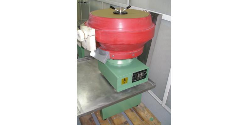 Deburring/polishing tumbler Polyservice AG P60 (4291) Used Machine