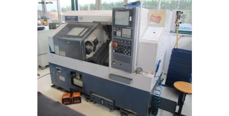 CNC lathe Mori Seiki CL-200A/500 2 axes (6750) Used Machine