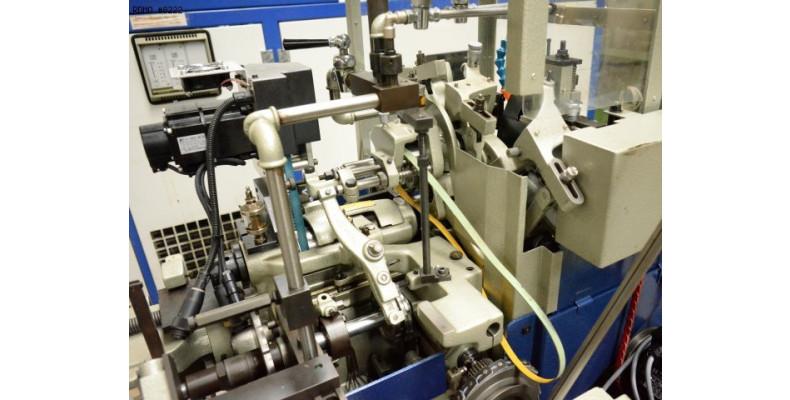 Single-spindle lathe Tornos MS-7 (8222) Used Machine tools | Rdmo