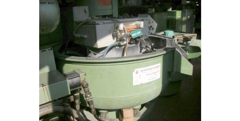 Deburring/polishing tumbler Rösler RM 300 (826) Used Machine tools