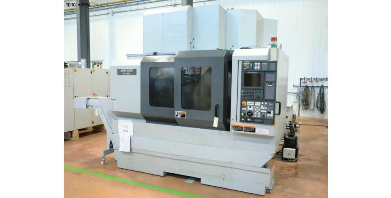 Vertical machining center Mori Seiki NV 5000 B/40 5 axes