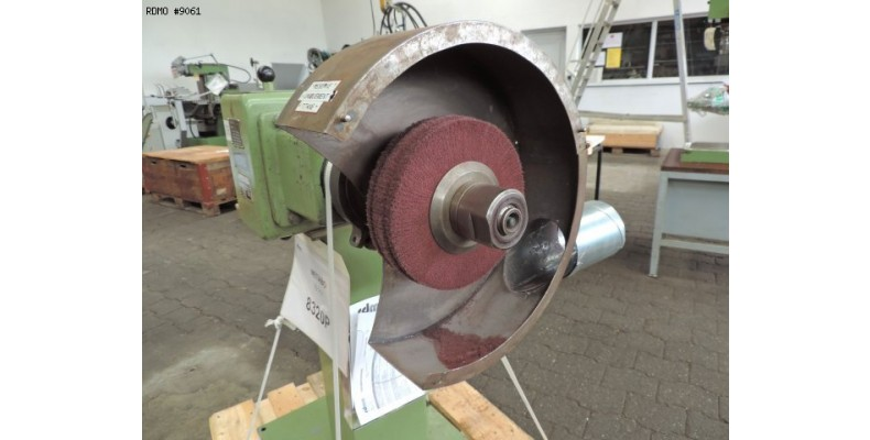 Bench Grinder Metabo 72 711 9061 Used Machine Tools Rdmo